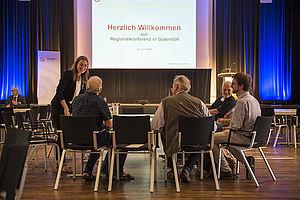 Bürgerrat Demokratie Regionalkonferenz Gütersloh